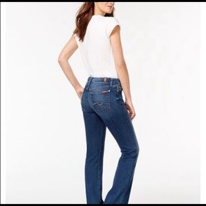 EUC! 7 For All Mankind Bootcut